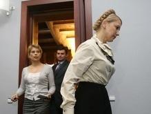 Пресс-секретарь Тимошенко заявила, что премьер не делала заявлений по Кавказу