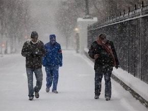 Сильные снегопады парализовали Новую Зеландию