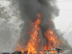 Во Франции взорвался бензовоз: один человек погиб, пятеро ранены