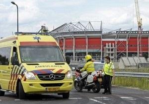 В Нидерландах при обрушении крыши стадиона погиб один человек