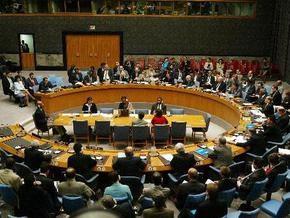Совбез ООН принял резолюцию о противодействии морскому пиратству