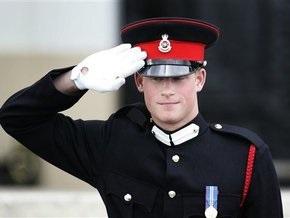 Принц Гарри провалил экзамен по летному делу