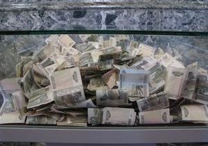 Российский гаишник съел 15 тысяч рублей