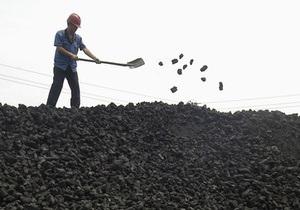 Украина вводит на 2013г квоту 10,2 млн тонн на импорт коксующегося угля и запрещает импорт кокса