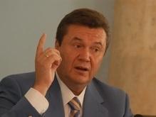 Янукович: Если политические репрессии продолжатся, мы организуем акции протеста