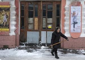 Представитель КГГА: трое глав райадминистраций Киева будут уволены из-за гололеда