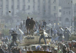 СМИ: Армия Египта была готова выступить против Мубарака и без народных демонстраций