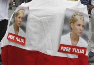Frankfurter Rundschau: Судьба Юлии Тимошенко - в руках Януковича