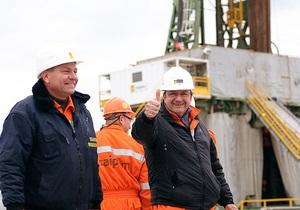 Shell и Укргаздобыча начали бурение первой поисковой скважины