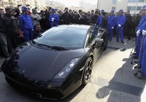 Lamborghini выпустит автомобиль для повседневного использования