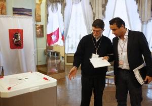 Наблюдатели от ОБСЕ признали выборы в РФ несправедливыми