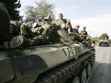 МВД Грузии опровергло информацию о российских частях, направляющихся в Кутаиси