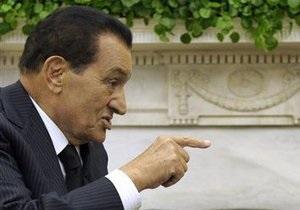 Глава Минздрава Египта: Состояние здоровья Мубарака позволит ему предстать перед судом