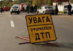 За прошедшие сутки в Украине в ДТП погибли 26 человек