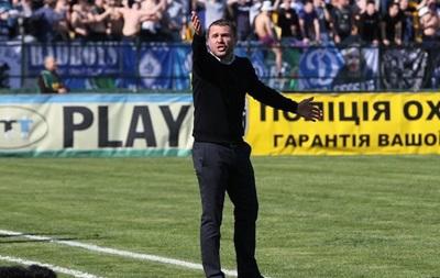 Ребров: Футболістам Динамо подобається наша нова модель гри