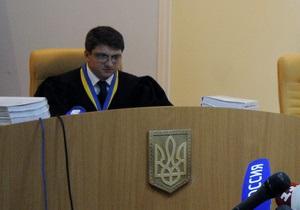 Суд не предоставил защите Тимошенко больше времени для ознакомления с делом