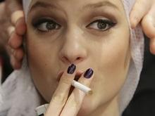 Женщины худеют, бросив курить