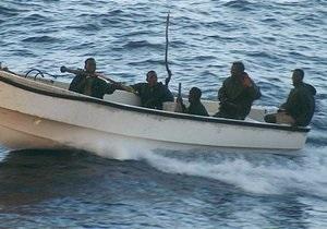 Нигерийские пираты атаковали российский танкер