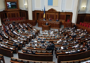 На следующей неделе Верховная Рада может разрешить сдачу в аренду ГТС