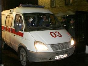 На новостройке в Москве обрушились леса: погибли два человека