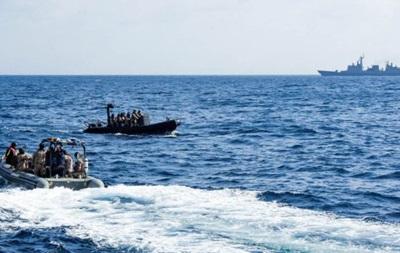 Сомалійські пірати захопили індійське судно