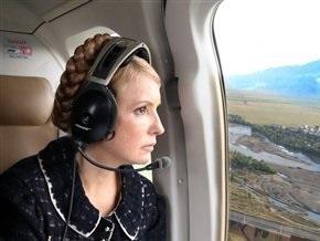 Тимошенко отбыла с частной поездкой в Израиль