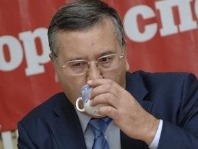Гриценко посоветовал Ющенко не бояться и прийти в Раду