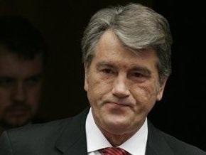 Ющенко посетил музей Варшавского восстания