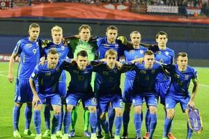 Рейтинг ФІФА: Україна втратила шість позицій