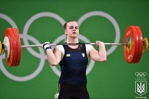 Важка атлетика: Українка Деха не зуміла захистити звання чемпіонки Європи