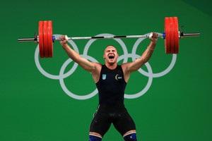 Українець Пелешенко став чемпіоном Європи з важкої атлетики