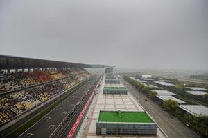 Гран-прі Китаю: друге тренування не відбулося через туман