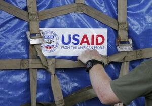 Кремль опровергает принудительное выдворение USAID из России