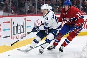 НХЛ: Тампа обыграла Монреаль в единственном матче дня