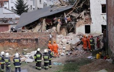 Зросла кількість жертв обвалу будинку в Польщі