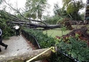 Тропический шторм в США: число жертв возросло до 14