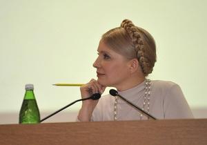 Тимошенко заявила о готовности давать советы Януковичу