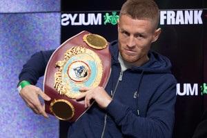 Фленаган захистив титул WBO в бою проти росіянина