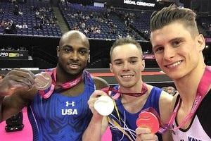 Верняєв виграв загальний залік Кубка світу зі спортивної гімнастики