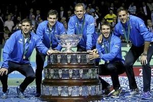 Кубок Девіса: Бельгія стала останнім півфіналістом
