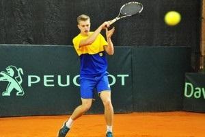Кубок Девіса: Білобородько програв свій перший матч за збірну України