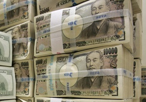 Украина погасила госзайм на 35 миллиардов иен
