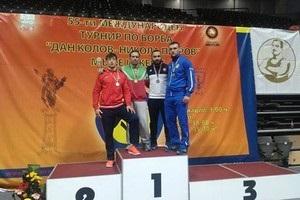 Українські борці завоювали чотири медалі в Болгарії