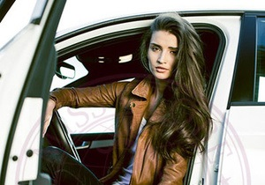 Украинка стала третьей вице-мисс на Miss Globe-2012