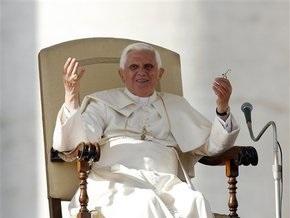 Папа Римский поздравил Обаму с победой