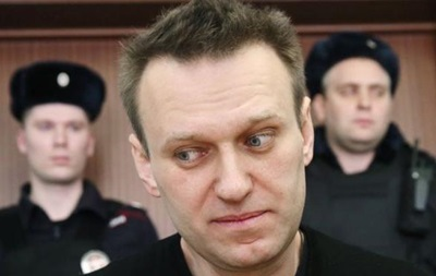 Навальний вийшов на свободу після арешту