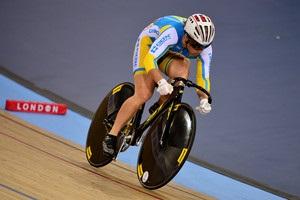 Українці боротимуться за медалі чемпіонату світу з велотреку