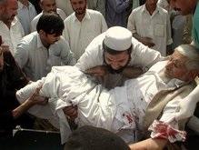 Пакистанский смертник взорвал 40 старейшин на собрании по безопасности
