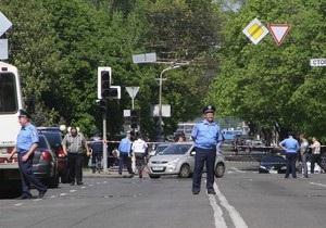 Днепропетровская милиция: Жизнь в городе вошла в привычное русло
