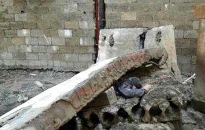 На фермі в Донецькій області бетонна плита вбила чоловіка